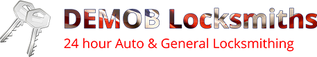 logo - Auto Locksmith Southampton - Demob Locksmiths
