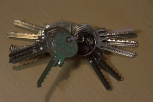 Lock Bumping Keys